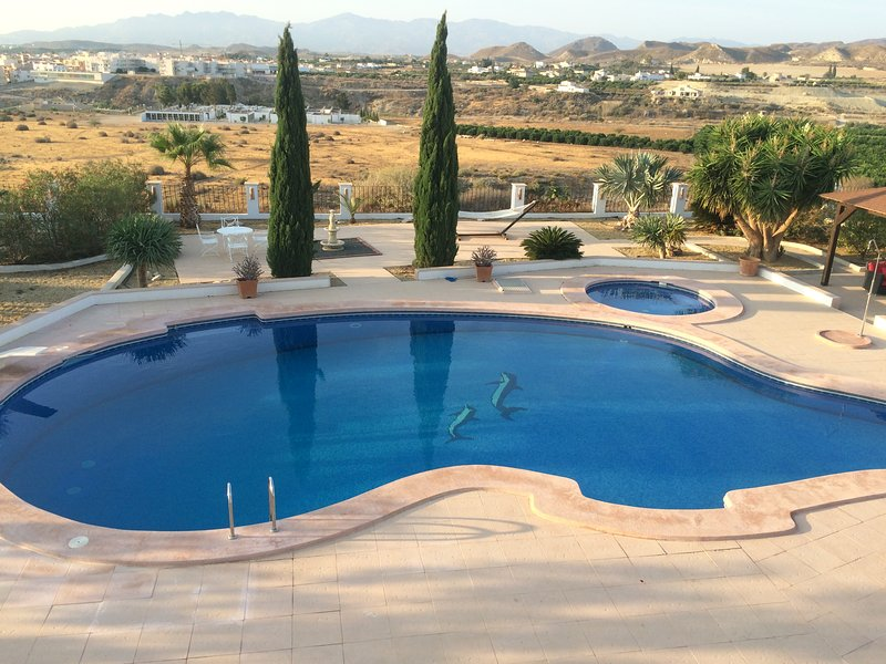 Villa La Vida, holiday rental in Arboleas