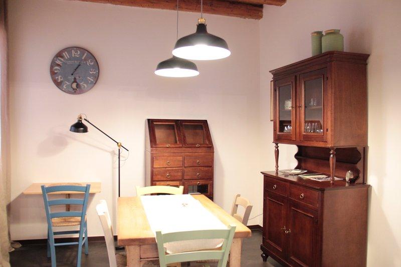 DaIrene appartamento privato sul ponte vecchio, holiday rental in Bertigo