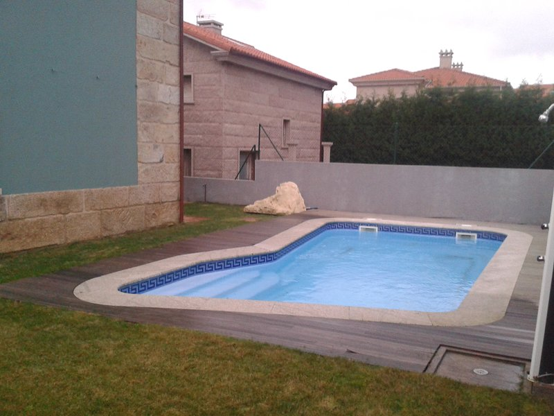 Chalet de diseño en Sanxenxo, vacation rental in Sanxenxo