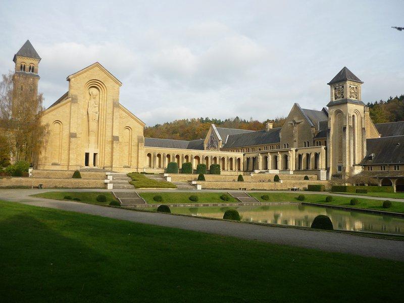Abbaye d'Orval (Belgique)