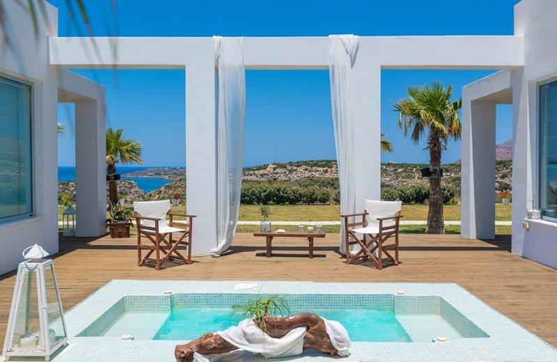 ktima reveli-black suite, location de vacances à Kalathas