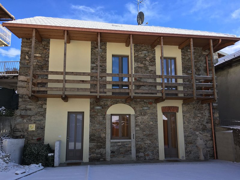 Ca'Mottarone, vacation rental in Armeno