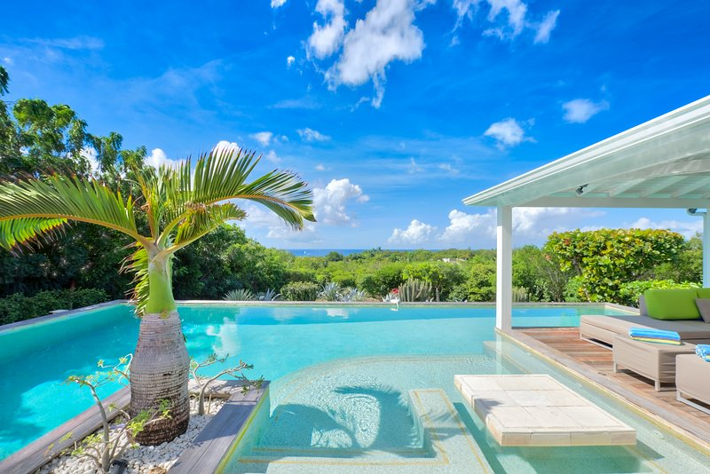Kiwi, 3BR vacation rental in Terres Basses, St Martin