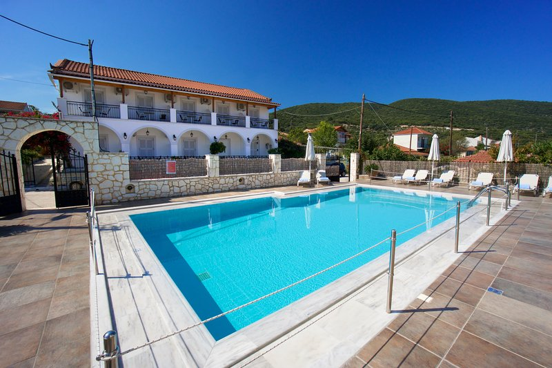 Holiday apartment in Kefalonia, holiday rental in Sami