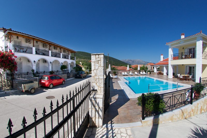 STUDIOS DIAMANTO, holiday rental in Sami