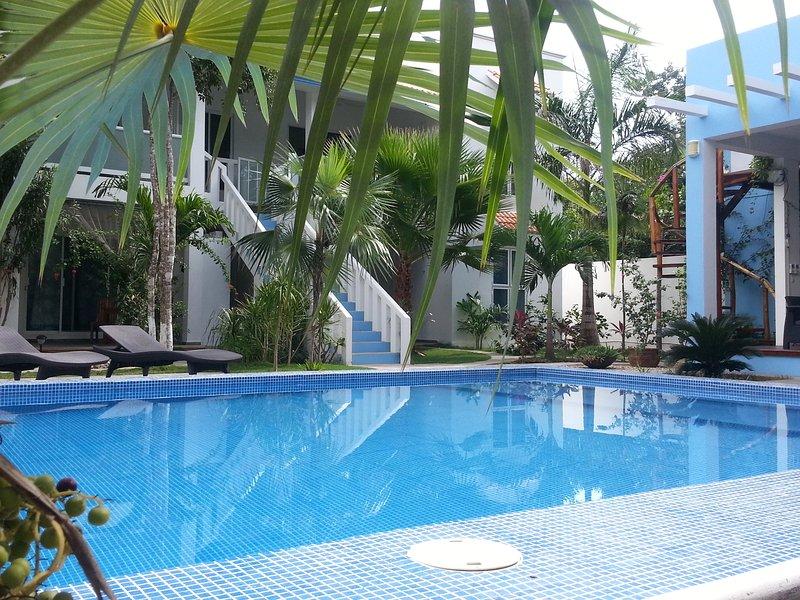 Residence Robinson Tulum/ rrtulum, vacation rental in Tulum
