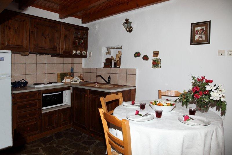 Emilio's House  Traditional Cretan house - Agia Paraskevi South Crete, holiday rental in Kerames