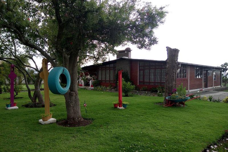 CHESTER'S B&B, alquiler de vacaciones en Provincia de Pichincha