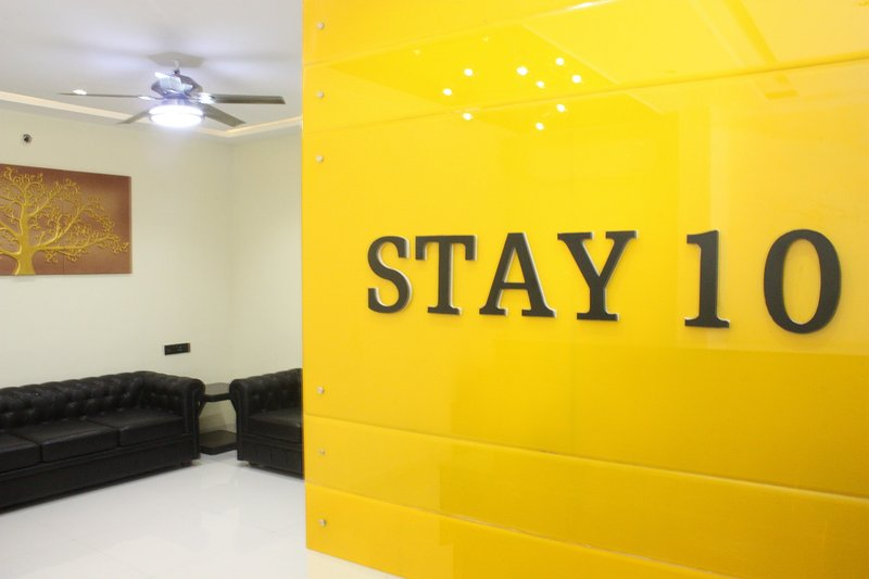 Stay10 service apartment hotel, holiday rental in Indore