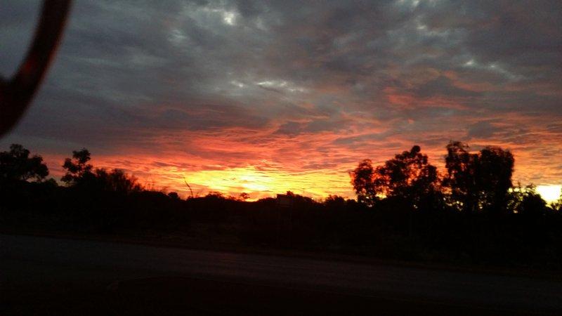 Fabulous Westcoast sunsets