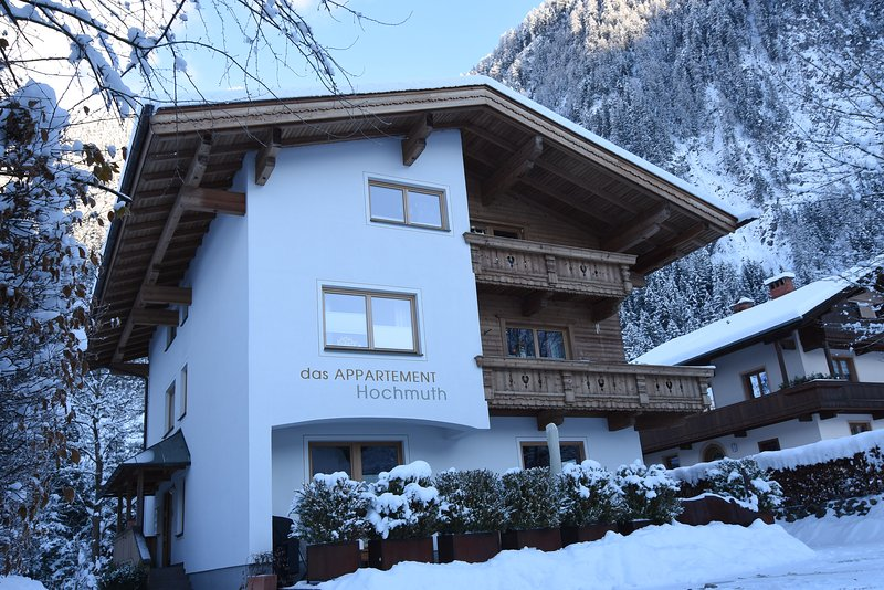Alpen Appartements Mayrhofen - exclusiv living *2, 3 and 4 room apartements*, holiday rental in Brandberg