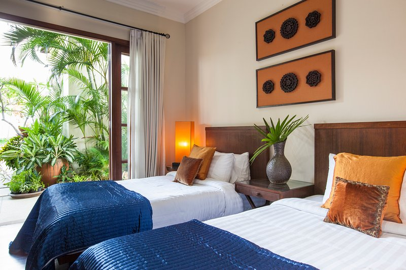 The Hideaway Suites Boutique Guesthouse - TWIN, vacation rental in Choeng Mon