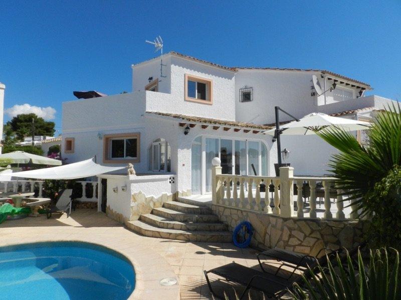Casa Zinat, holiday rental in Calpe