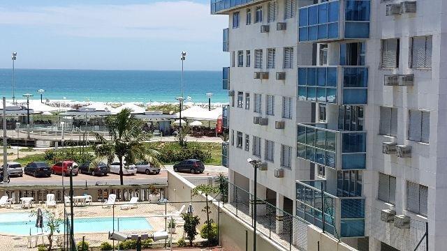 Apartamento 3 quartos Praia do Forte temporada em cabo Frio, vacation rental in Cabo Frio