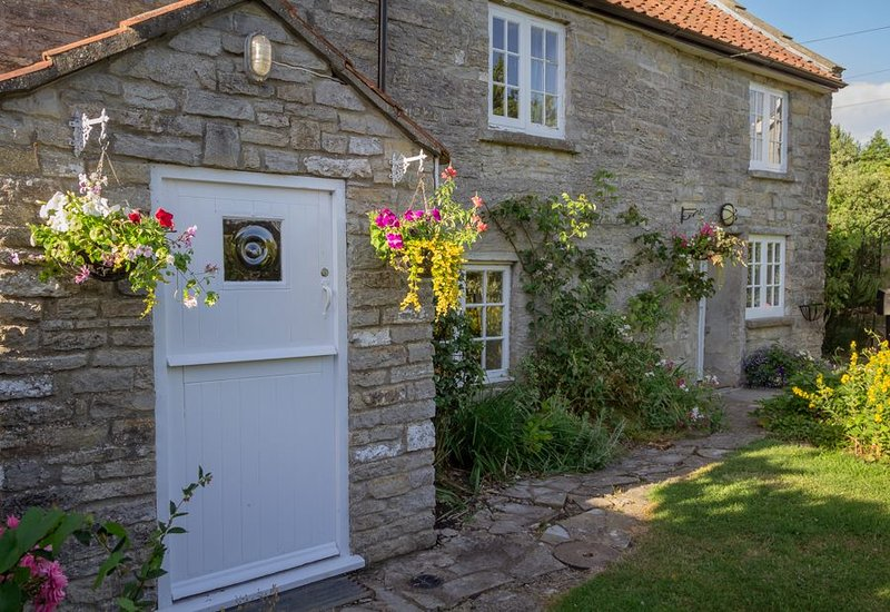 Plotgate Cottage, Barton St David, location de vacances à Glastonbury
