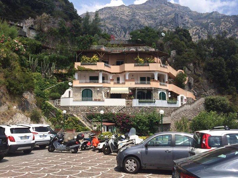 Casa Amore Positano, vacation rental in Positano