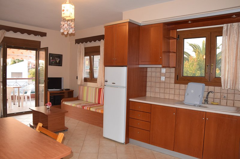 blue dream appartments, holiday rental in Metamorfosi