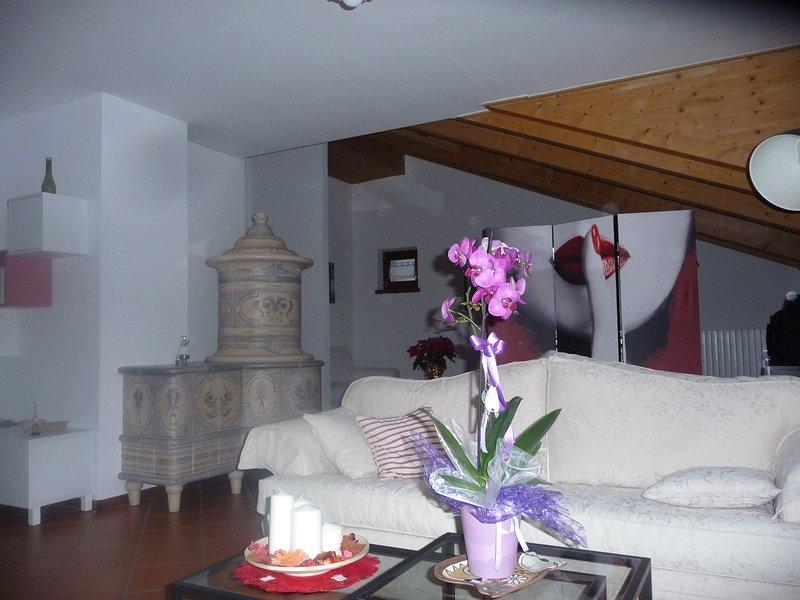 APPARTAMENTO IL NOCE COMANO TERME, holiday rental in Stenico