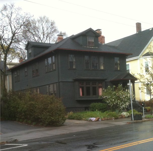Charming House Near The Charles River In Harvard Square