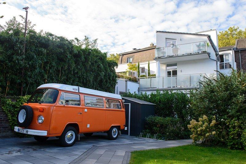 Parking privado | Aparcamiento directamente en la propiedad