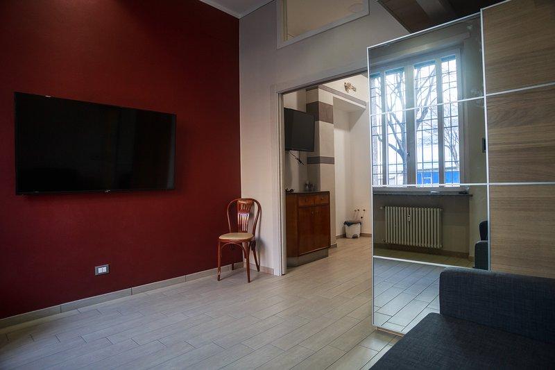 OLIMPIC SUITE   appartamento adiacente allo stadio olimpico ed al Pala alpitour, location de vacances à Grugliasco