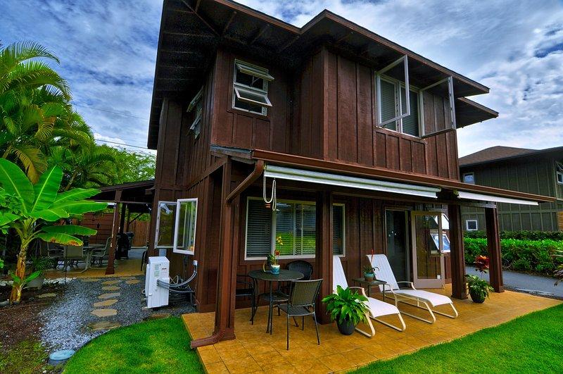 Tropical Get-Away - Kahakai Estates, vacation rental in Kailua-Kona