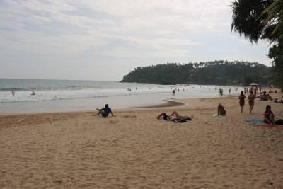 Hotel la breeze sea view, holiday rental in Mirissa