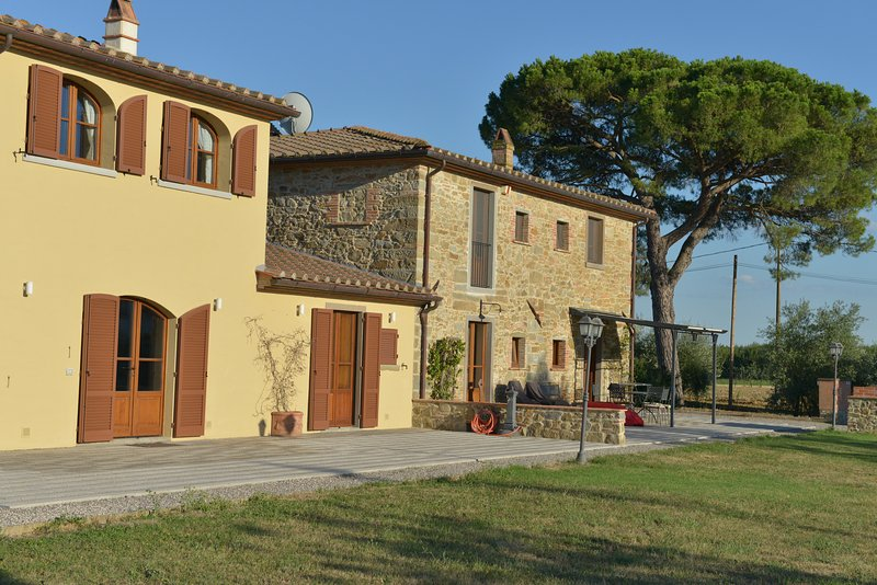 Villa Manciano, holiday rental in Montagnano