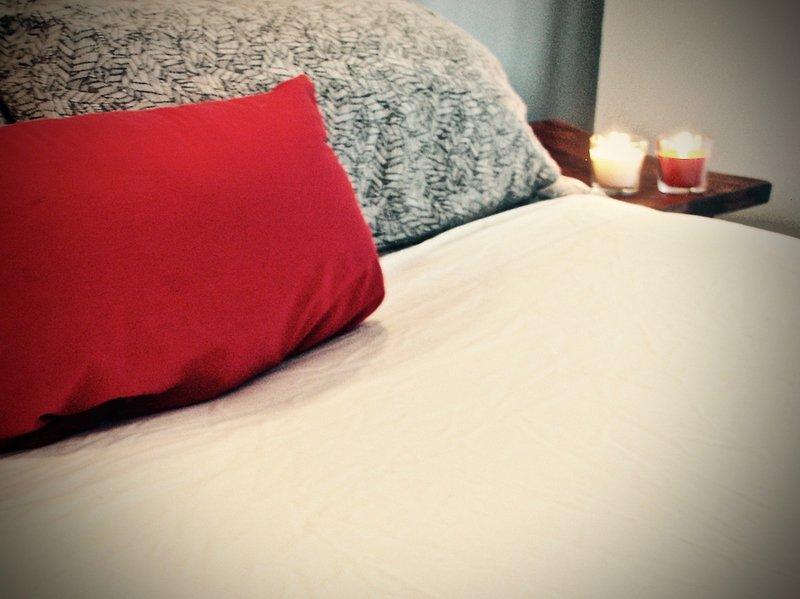 ropa de cama de la calidad