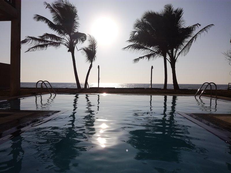 Dream Beach Villas Araliya und Lotus Hikkaduwa, alquiler vacacional en Akurala