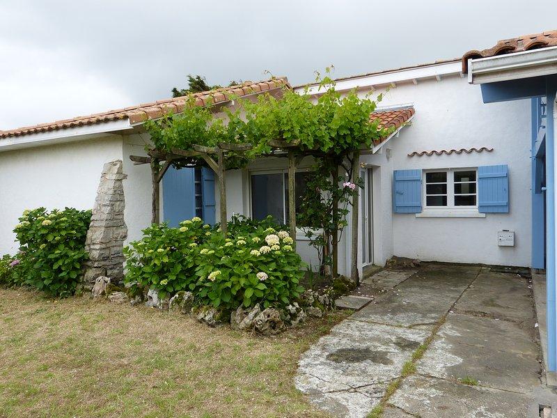 Maison Mimizan Plage Sud, alquiler de vacaciones en Landes