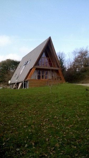 A Frame Lodge