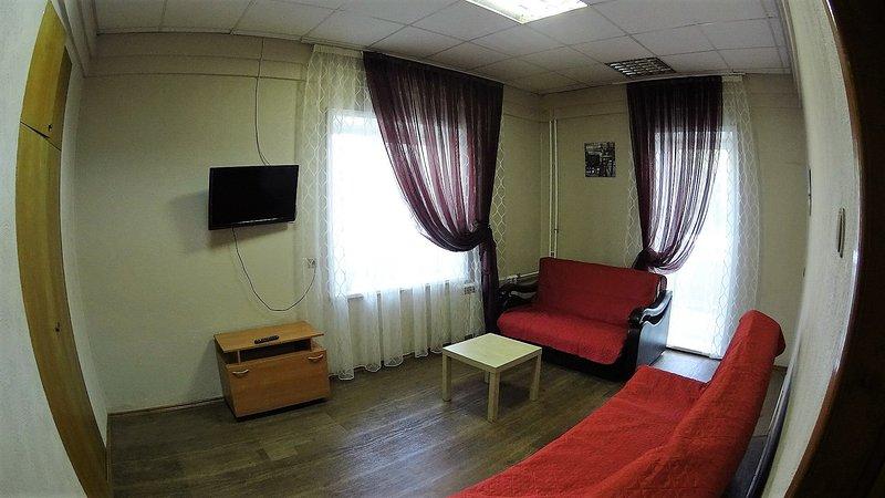 Челюскинцев 5-5, holiday rental in Berdsk