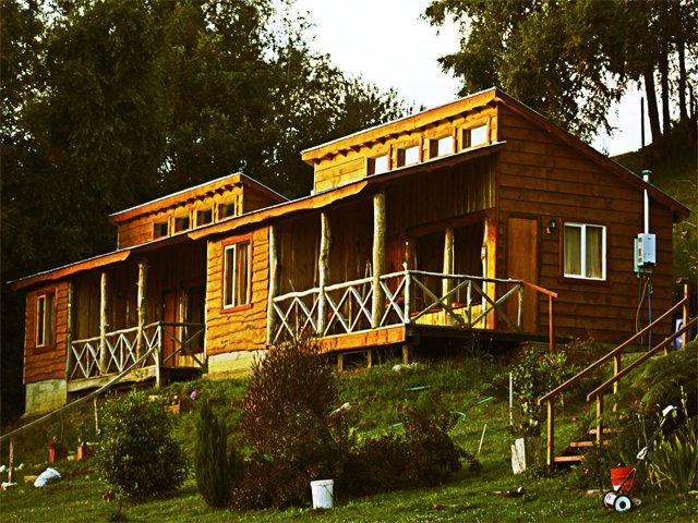 Cabañas Paihuen Futrono, alquiler de vacaciones en Futrono