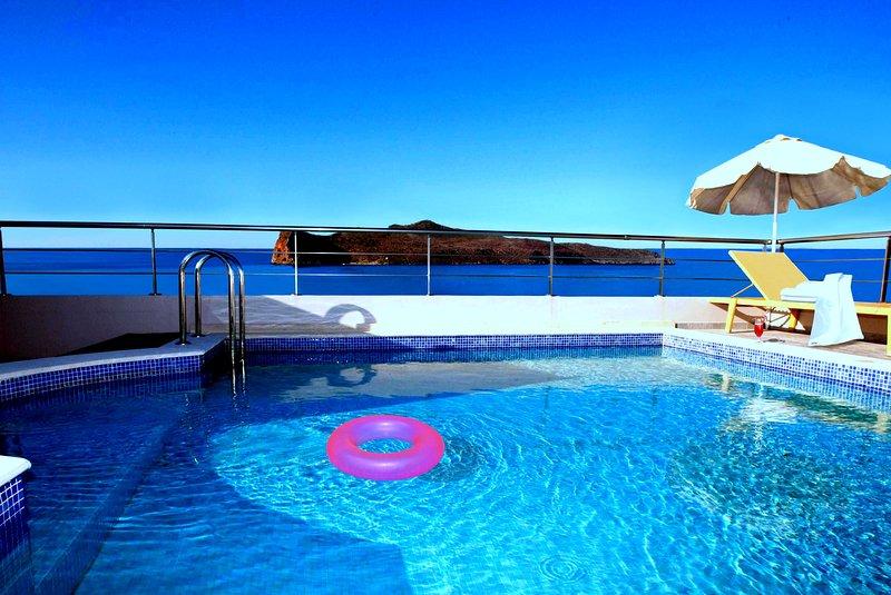 Sandy Point Villas I, Ferienwohnung in Agia Marina