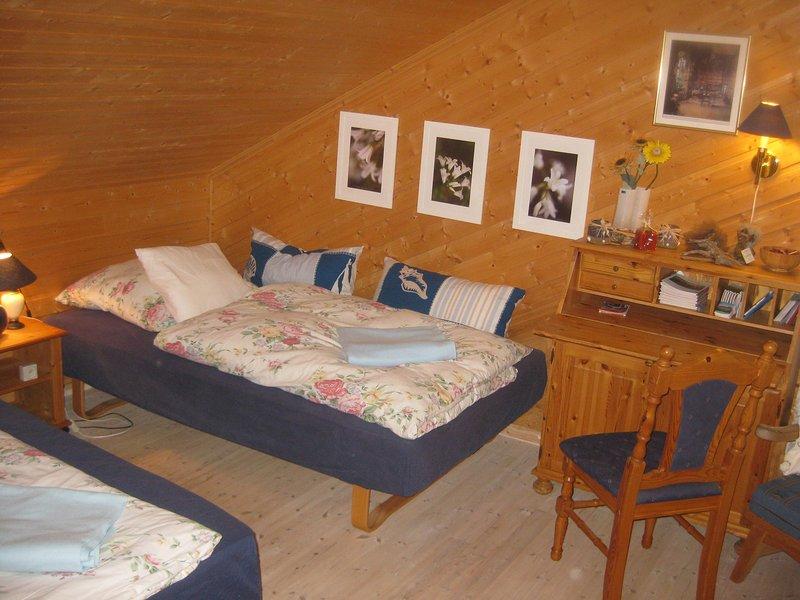 Gran nordre - bed & breakfast, vacation rental in Nord-Trøndelag