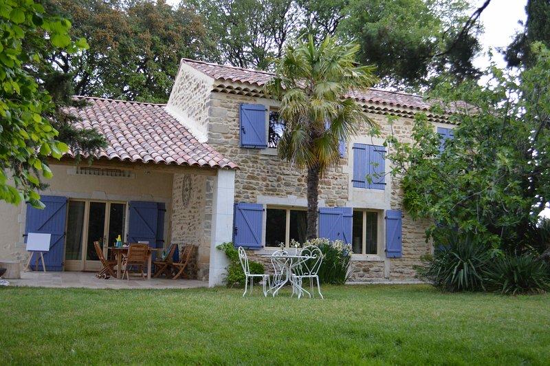 Maison Boulogne, location de vacances à La Baume-de-Transit