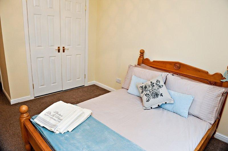 Stunning ground floor apartment, vacation rental in Edinburgh