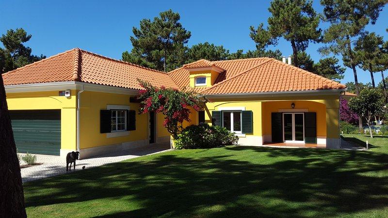 Casa do Lago, aluguéis de temporada em Charneca da Caparica