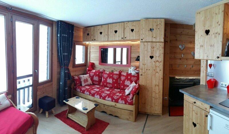 superbe studio coeur avoriaz esprit chalet, vacation rental in Avoriaz