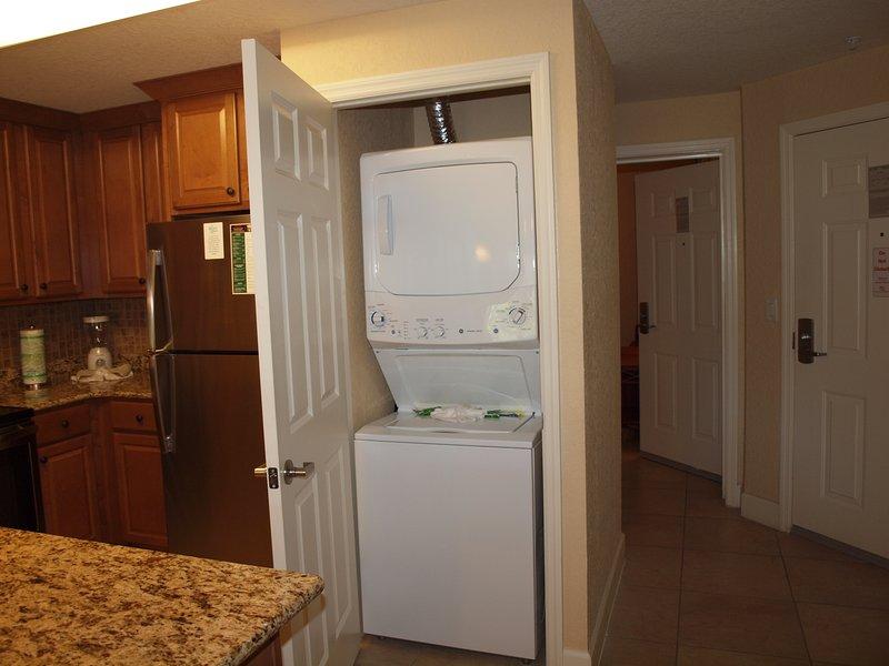 lavadora y secadora sala principal