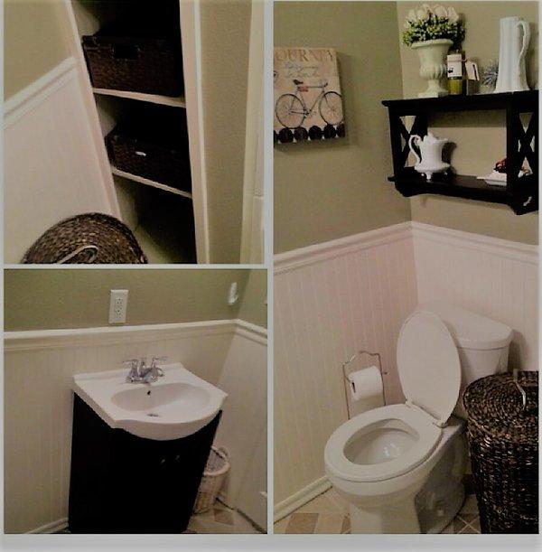 Badezimmer Nummer 1