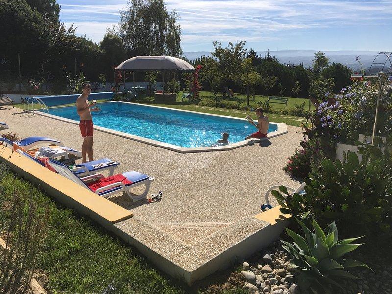 6x12 verwarmd zwembad