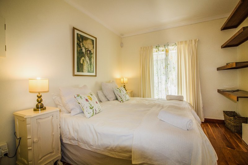 Cottage chambre avec 2 lits simples