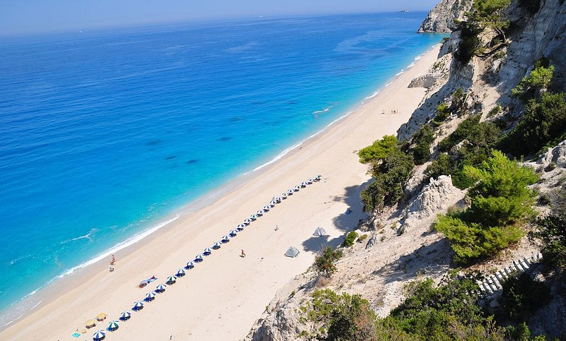 Engremni Beach, pure unspoiled nature