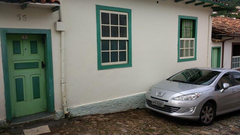 Casa Temporada Ouro Preto, aluguéis de temporada em Ouro Preto