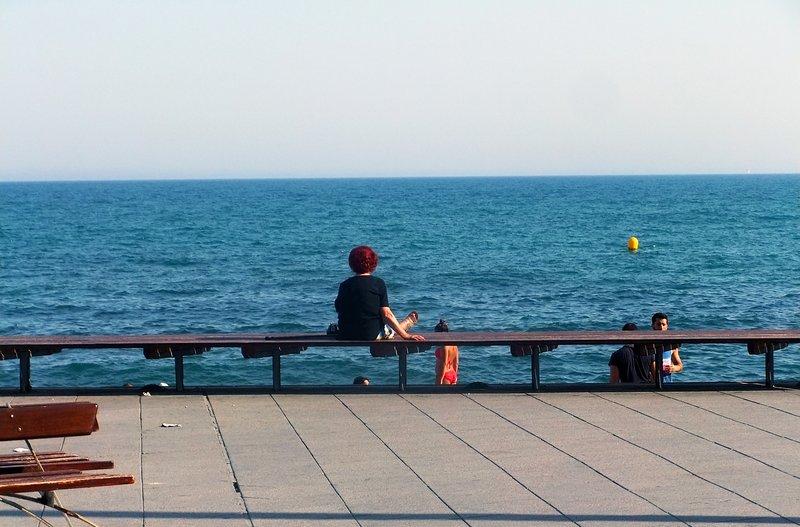 η Μεσόγειος είναι πίσω κήπο σας
