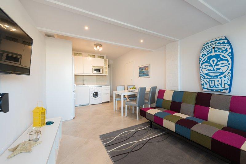 Nice Apartment with WIFI in Pozo Beach, casa vacanza a Pozo Izquierdo