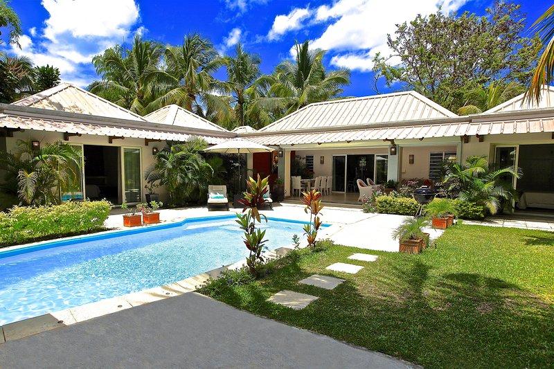 Villa Wolmar, vacation rental in Flic En Flac