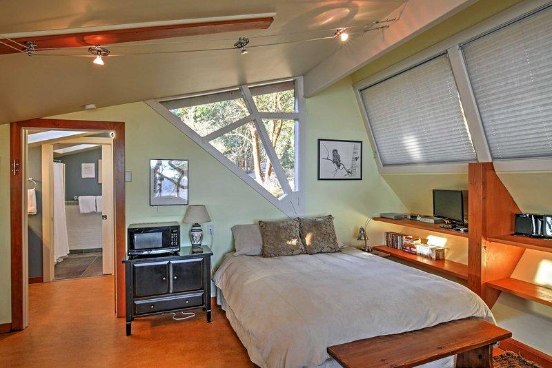 Sleep peacefully inside this lovely bedroom.
